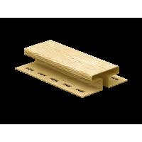 H-планка соединительная Ю-Пласт, Дуб золотой