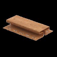 H-планка соединительная Ю-Пласт, PRO Дуб золотой