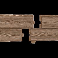 Сайдинг Ю-Пласт, Hokla Лиственница медовая (двойной замок)