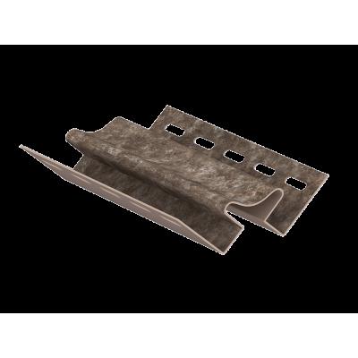 Внутренний угол Ю-Пласт, Кварцит коричневый