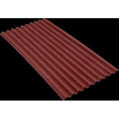 Onduline Smart Красный 1950х950 мм