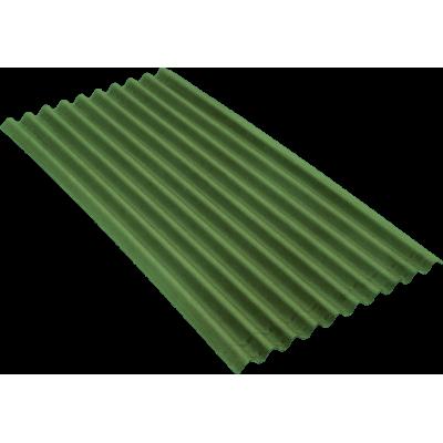 Onduline Smart Зелёный 1950x950 мм