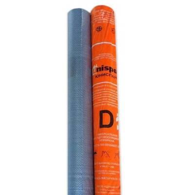 Плёнка Юниспан D Паро-гидроизоляционная (70 м2)
