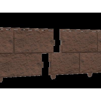 Стоун-Хаус Ю-Пласт, Камень жженый (двойной замок)