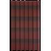 Черепица Onduline 3D Красная 1950х960 мм