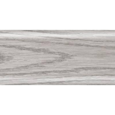 Напольный плинтус Rico Leo (195) Серебристая сосна