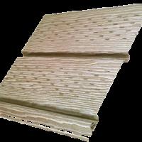 Софит Ю-Пласт Timberblock, Дуб натуральный с полной перфорацией
