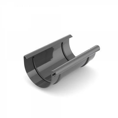 Bryza Муфта желоба Ø125 мм (Графит)